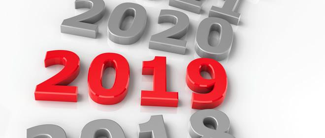 2019年の振り返りイメージ